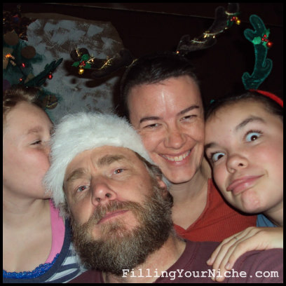 blended family christmas traditions