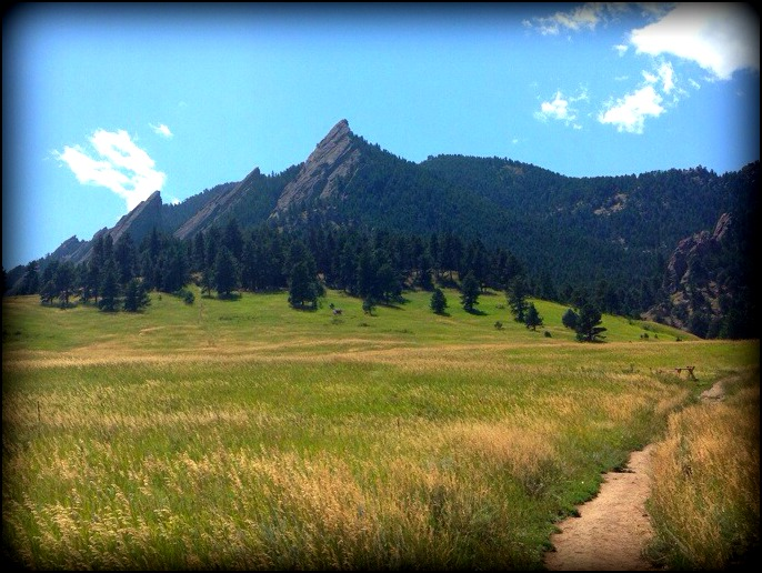 colorado flatirons
