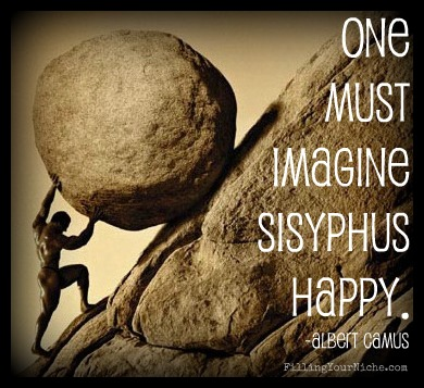 one must imagine sisyphus happy
